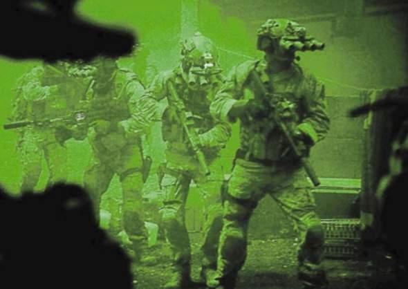 Wann werden die Soldaten der Bundeswehr GPNVG als Standart bekommen?