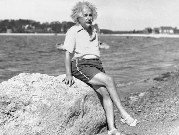 BILD - (schwul, Einstein)