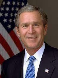 War G Bush der beste Us Präsident?