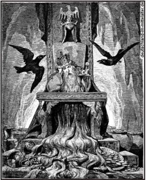 War Kaiser Barbarossa eine Reinkarnation Odins?