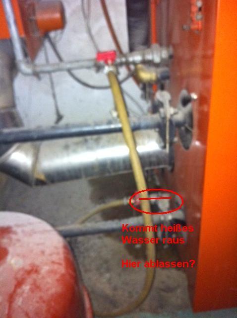 warmwasser ablassen bei zentralheizung für  ~ Geschirrspülmaschine Wasser Ablassen