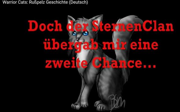 YouTube: Warrior Cats Rußpelz Tod (Deutsch) - (Tod, Warrior Cats)