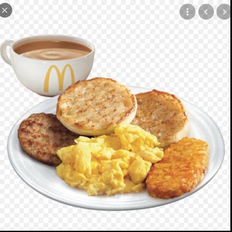 Wart ihr schon mal bei McDonalds frühstücken?