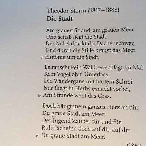 Strophe gedicht