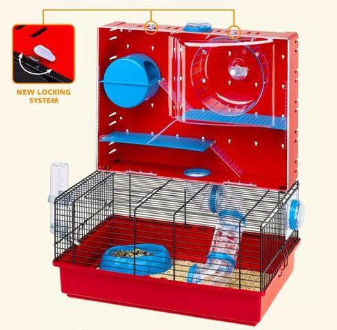 Warum bieten Zoohandlungen zu kleine Käfige an?!?!?!