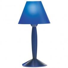 Warum brennt beim Einschalten einer Tischlampe die Glühbirne durch und die Sicherung fliegt raus ?