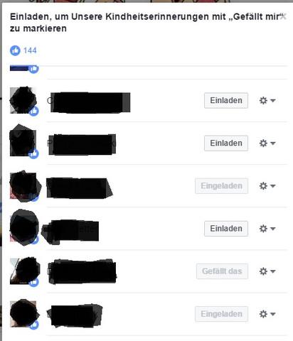 Fanseiten Funktion - (Facebook, Fanseite, Funktion gesperrt)