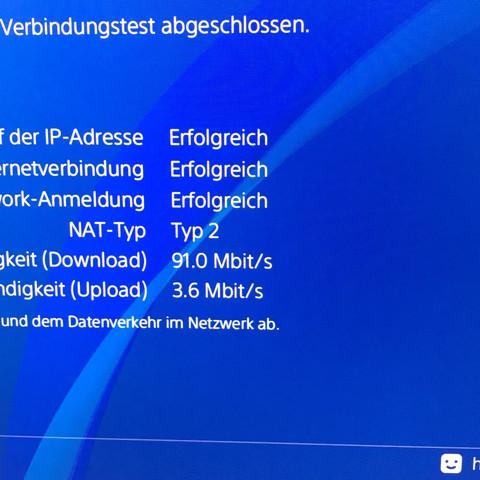 Verbindung - (Internet, PS4, Playstation)