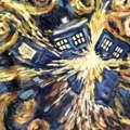 TARDIS EXPLODIERT