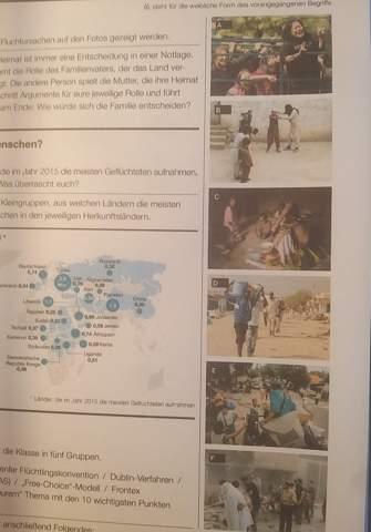 Warum fliehen Menschen (Bilder)?