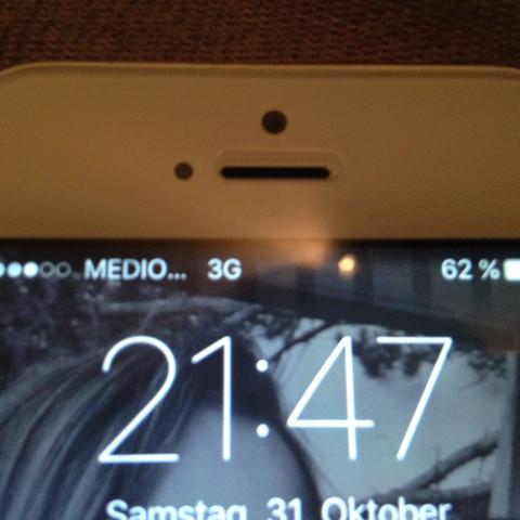 Bild 2  - (Handy, defekt, Display)