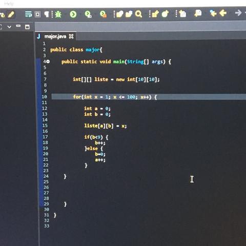 JavaCode - (PC, Informatik, Java)