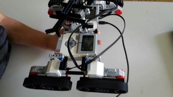 Camera Lego Mindstorm : Warum funktioniert der mindstorms roboter nicht so wie er soll