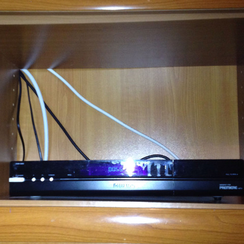 Receiver  - (Technik, TV, Fernseher)