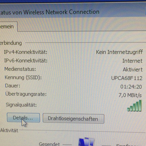 Nur Internetzugriff bei iPv6 - (ipv6, DNS Server, ipv4)