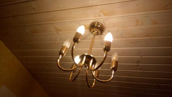 - (LED, Lampe, Glühbirne)