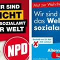 AfD und NPD haben ähnliche Änderungsvorschläge.