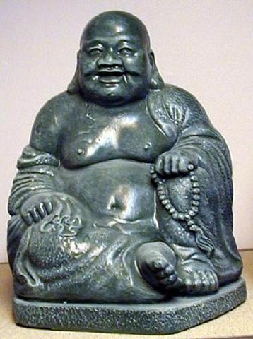 warum gibt es dicke und d nne buddha statuen religion aussehen buddhismus. Black Bedroom Furniture Sets. Home Design Ideas