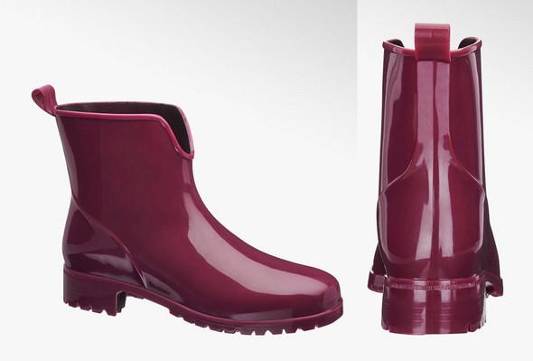 Warum gibt es eigentlich nur für Damen schicke Regenschuhe/stiefel und für Männer nur potthässliche ☔?