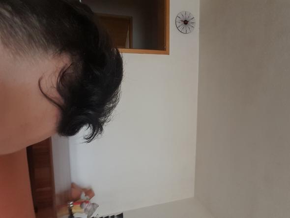 Die Welle  - (Haare, Frisur, Locken)