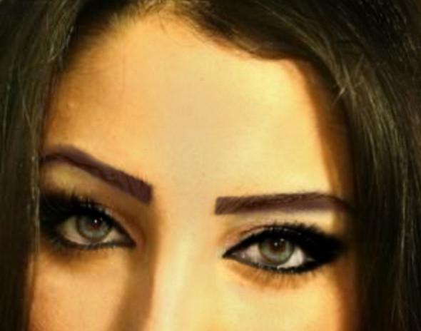 Warum haben Afghanische Frauen so schöne Augen?