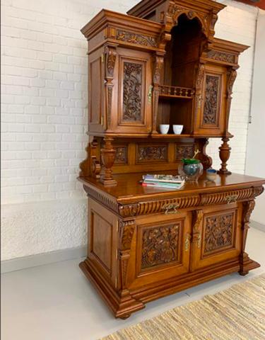 Warum haben antike Möbel mehr Qualität als Möbel Heute?