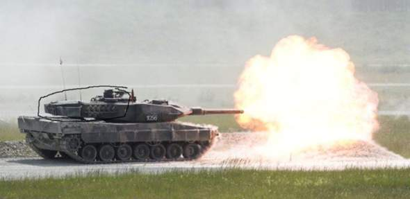 Warum haben Panzer das?