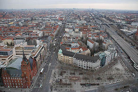 Berlin - (Politik, Deutschland, Amerika)