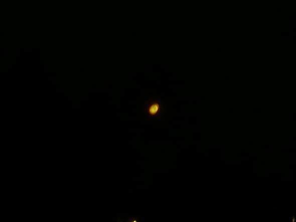 Warum hat der Mond diese Farbe?