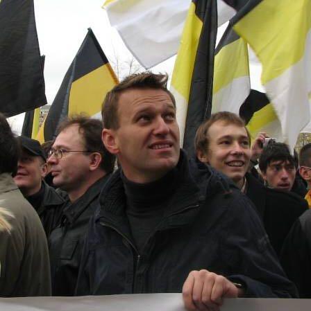 Nawalny unter Nationalistischen Anhängern - (Politik, Deutschland, Russland)