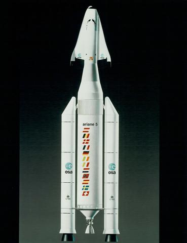 Warum hat die ESA das Hermes Programm eingestellt?