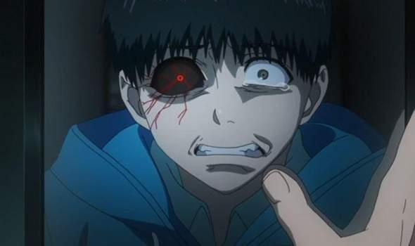 Warum hat Ken kaneki nur ein ghoul Auge?