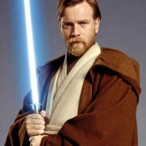 Warum hat Obi-Wan Kenobi in the clone wars eine Rüstung und in die Rache der Sith nicht?