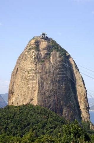 Bilduntertitel eingeben... - (Berge, Rio, Zuckerhut)