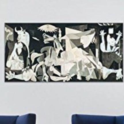 Warum Ich Guernica Von Picasso Im Wohnzimmer Aufhängen Möchte
