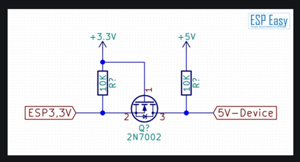 Warum ist auf den Produktionsboards GND aber in der Schematic nicht?