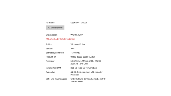 Daten vom Laptop - (Software, Blender)