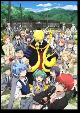 Warum ist das Ende des Animes Assassination classroom so unverständlich?