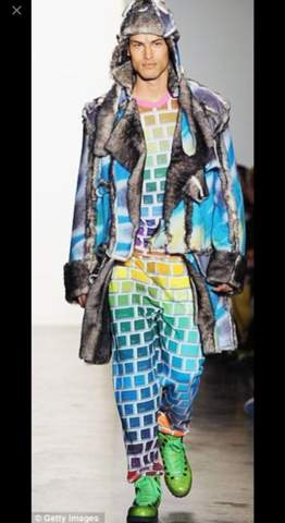 Warum ist das Mode?