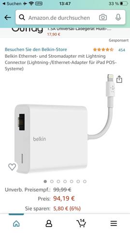Warum ist das so teuer?