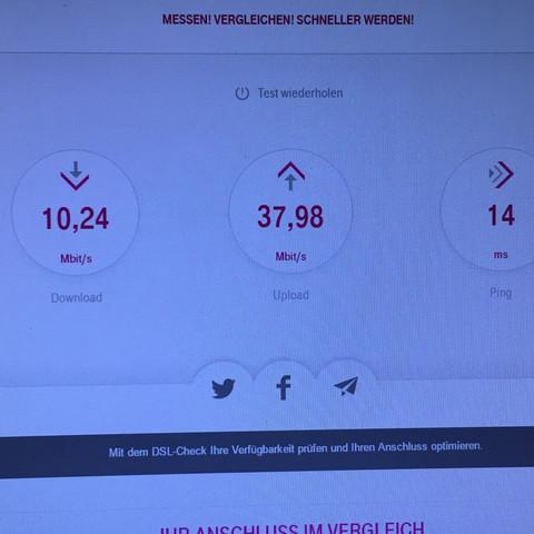 Speedtest - (Internet, Download, Netzwerk)