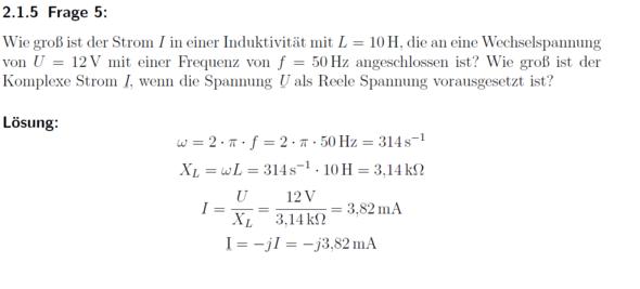 lkl - (Mathematik, Elektrotechnik)