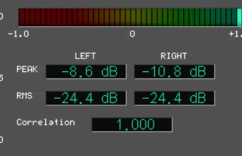 Warum ist der Peak bei den Lautsprechern unterschiedlich?