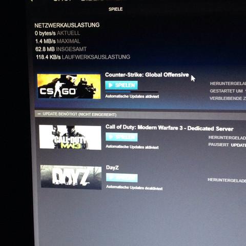 HDD Fehlee - (Spiele, Download, Steam)