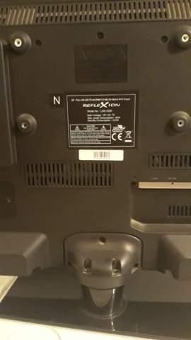 Warum ist die Ampere Zahl von Fernseher und Adapter unterschiedlich?