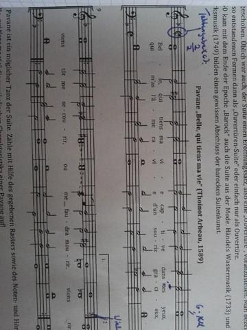 Warum ist die tonart g-moll (siehe unten)?