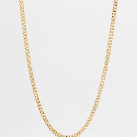 8€ von Asos - (Asos, Goldkette, trendhim)