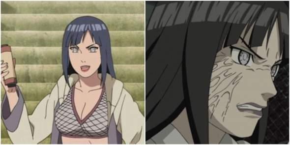 Warum ist Hinata so anders?