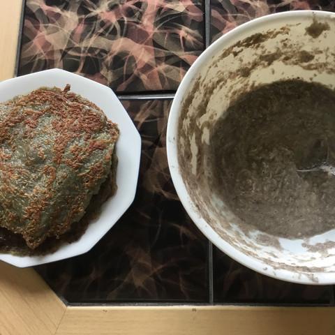 Breier - (grün, Kartoffelbrei)