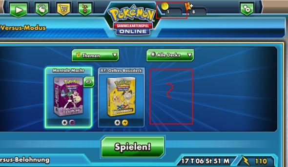 ... - (online, Fehler, Pokemon)